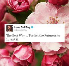 Lana Del Rey tweet #LDR #quotes