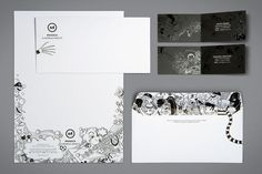 30 creative and professional letterhead designs for your inspiration - Blog of Francesco Mugnai