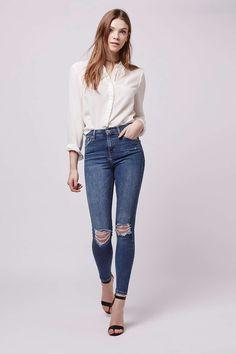 MOTO Rip Jamie Jeans