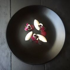 We really love this dish! Hazlenut & lemon sorbet, vanilla blackberries, raspberry fluid gel. www.whistlerpersonalchef.com Follow @antipasti_catering @edible_luxury #gowhistler #explorebc #squamish #vancouver #pemberton #GourmetArtist#TheArtOfPlating #foodstarz #culinaireinspiratie #tastefullyartistic #gastroart #cookniche #chefstalk #chefcreations #foodwhizkids #chefsplateform #instagramselected #myroundplate #Discoveringchefs #simplistic_food #culinarychefsportal #grateplates #foodporn #my