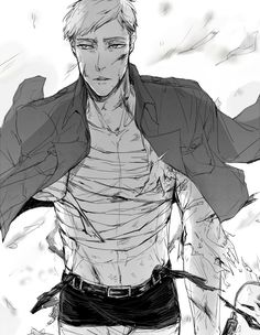 """heichougasuki: """" by 鹿 ※ Permission to upload this was given by the artist. """""""