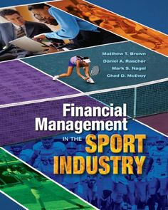 Financial Management in the Sport Industry « Library User Group vendreshoxfr