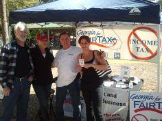 Georgia for Fair Tax  Friends of Bizwire.net