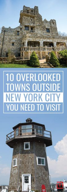 Overlooked Towns Outside NYC You Need to Visit