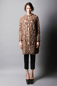 Indonesian Fashion. Biyan AW12.