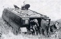 432 Mk 1, debussing troops
