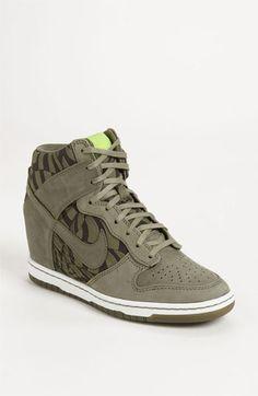 Nike  Dunk Sky High Liberty  Hidden Wedge Sneaker (Women) available at   3786acae1