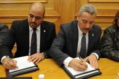Firman convenio UACH y el TEE, en pro de la cultura jurídica del Estado