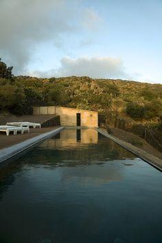 Casa Pantelleria Albanese by ASA Studio Albanese #house #pantelleria #sicily #italy #landscape