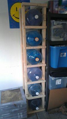 5 gallon water holder