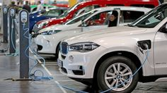 News: New costs for electricity customers: power grid must grow strongly for electric cars - ift. Diesel, Bmw, Electric Cars, Vehicles, Affiliate Marketing, Gramm, Beide, News Articles