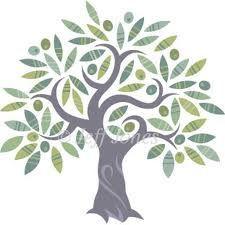 Resultado de imagen de dibujo de olivo