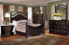 Ventana Bedroom Set