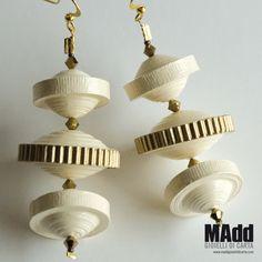MAdd Gioielli di carta / MAdd Paper jewels