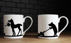 fun mugs.