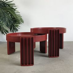 For sale: 'Marema' Nesting Tables by Gianfranco Frattini for Cassina, 1967 French Furniture, Design Furniture, Table Furniture, Nest Furniture, Furniture Outlet, Cheap Furniture, Discount Furniture, Furniture Ideas, Gold Desk Chair