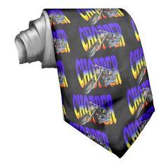 chopper necktie