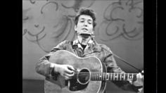 9) BOB DYLAN - Blowin' In The Wind. A massively influential song that caught the spirit of protest among America's youth, who were beginning to actually think about issues like war, race and poverty. Dylan doesn't offer any easy answers though.