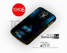 AJ 3989 Heroes Batman - Samsung Galaxy S IV Case   toko6 - Accessories on ArtFire