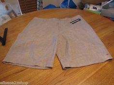 Mens O'neill 38 watkins sand khaki tan casual walk shorts 22108110 NEW NWT
