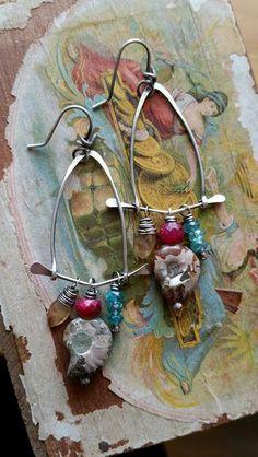 Deryn Mentock-Archway earrings