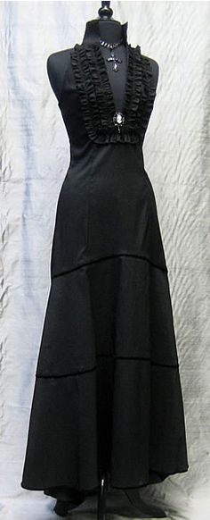 Carny Doll Dress by Shrine Clothing Gothic Dresses - Oh, to have a place to wear this, and the body to pull it off...