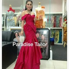 Khmer dress from paradise tailor