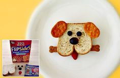 Kitchen Fun With My 3 Sons: Fun & Easy Kids Back to School Lunches Food Art For Kids, Cooking With Kids, Easy Lunches For Kids, Kids Meals, Food Humor, Kid Friendly Meals, Cute Food, School Lunches, Kid Lunches