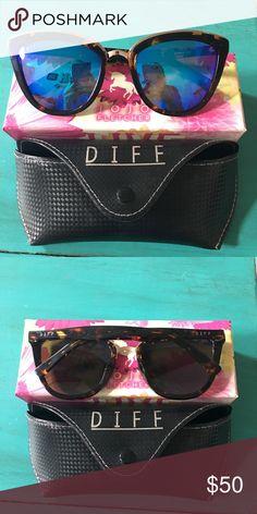 f58ea4c2a95e4 Diff Eyewear Sunglasses JoJo Edition Diff Eyewear JoJo Fletcher Edition.  Only worn twice. No