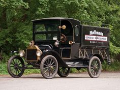 1917 Ford Model-T Peddlers Wagon