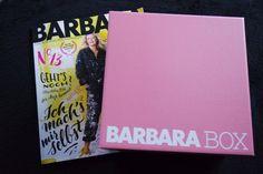 Gaaaanz neu und das allererste Mal erschienen ! Und was sagt mir das ? Die muss doch gut sein ? Schließlich will man die Box ja alle 3 Monate verkaufen . Ihr Thema sind die besten Produkte für eine… #box #barbarabox #barbara #überraschungsbox #boxenwahn