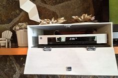 How to Hide the Cable Box :: Hometalk