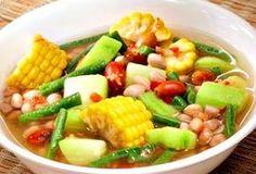 Resep Cara Membuat Sayur Asem Jawa Sederhana | Resep Masakan
