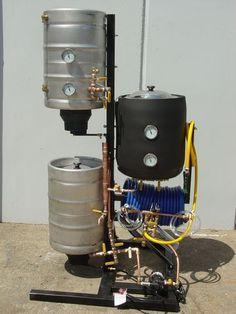 home brew machine kickstarter