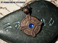Amulet of Mara Stainless Steel by PeregrineStudios on Etsy, $64.99 (As a colossally huge Elder Scrolls fan as well as a swingin' bachelorette, this would be a dream purchase for me.)