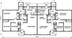 1000 Images About Duplex On Pinterest Duplex Plans