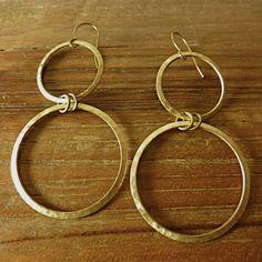 Summer earrings, light and delicate www.hanawear.com/earrings