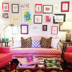 "prepavenue: "" Had so much fun visiting the @furbishstuido! Everything was gorgeous! It made me long for the I have my own apartment to decorate! (at www.prepavenue.com) """