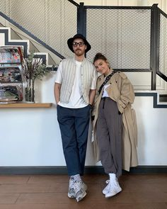 @KendraAlexandra on Instagram Fashion Couple, Look Fashion, Winter Fashion, Fashion Outfits, Womens Fashion, Couple Outfits, Casual Outfits, Mode Simple, Aesthetic Clothes