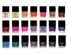 See our tips for a non-toxic manicure including non-toxic nail polishes and lotion.