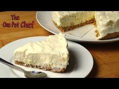 No Bake Pineapple Cream Cake | One Pot Chef - YouTube