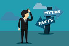 Die Geschichte der Social Media ist auch eine Geschichte voller Mythen und Missverständnisse. Es wird Zeit, mit diesen Irrtümern aufzuräumen...  http://karrierebibel.de/social-media-mythen/