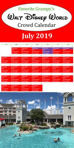 When is the best month to go to Walt Disney World? Favorite Grampy says there is no bad time to have fun and make memories with the family at Disney World. I might avoid July during summer. Most times Disney closes the Magic Kindom because its so crowded. Disney World Resorts, Disney Parks, Walt Disney World, Disney World Crowd Calendar, Bad Timing, Epcot, July 4th, Have Fun, Road Trip