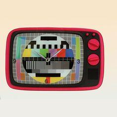 orologio da parete TV segnale interrotto