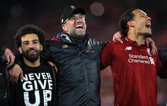 Champions League semi-final live: Liverpool v Barcelona - Live - BBC Sport Liverpool Fc, Liverpool Captain, Liverpool Football Club, Liverpool Klopp, Liverpool Legends, Champions League Semi Finals, Uefa Champions League, Lionel Messi, Fc Barcelona