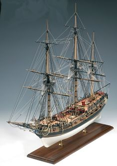 The Victory Models Model Ship Kit HMS Fly is a quality Model Boat Kit making for a great Wooden Model Ship Kit. Get Started on your Hobby today! Model Sailing Ships, Old Sailing Ships, Model Ships, Model Ship Building, Boat Building Plans, Boat Plans, Wooden Model Boat Kits, Wooden Model Boats, Wooden Boats