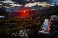 Sunset At Dedegol Plateau - Sunset At Dedegol Plateau