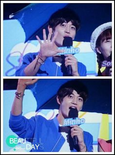 Minho Hello! 2014 Korea Music Festival' in Sokcho