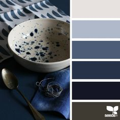 today's inspiration image for { setting blues } is by @robinzachary ... thank you, Robin, for another wonderful #SeedsColor image share!