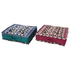 IKEA JASSA Floor cushion Assorted colours cm You can turn the floor cushion so that it wears evenly and last longer, as it& reversible and have. Outdoor Floor Cushions, Floor Pillows, Outdoor Blanket, Throw Pillows, Textiles, Textile Patterns, Cushions Ikea, Seat Cushions, Houses